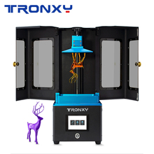 ULTRABOT 3D Printer Touch Screen Resin Full Color SLA/LCD UV-LED Ultimate Slice Speed Light-Cure Impresora 3d