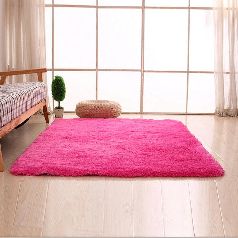 Sale Europe Style Designs Area Rug Red Pink White Shaggy