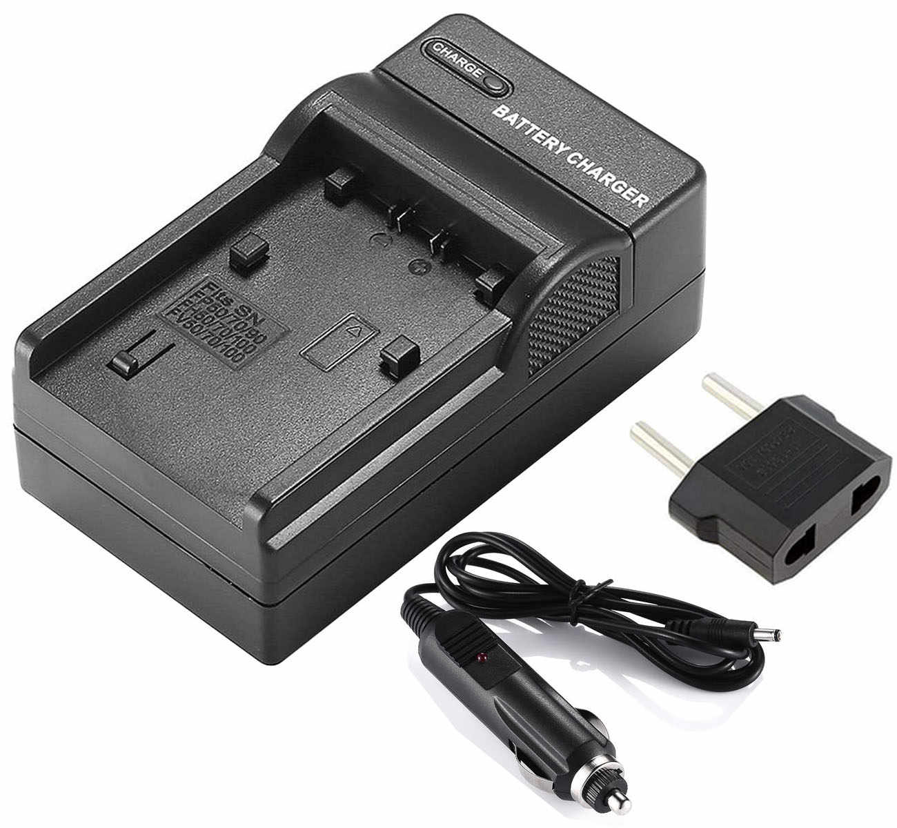 USB Power Adapter Charger for Sony HDR-CX105 HDR-CX115 HDR-CX106 HDR-CX155 Handycam Camcorder HDR-CX116