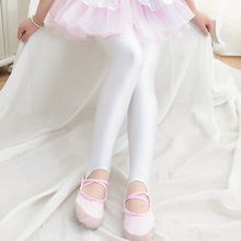 Pure children s lustrous dance pants pantyhose summer girls base fitness autumn casual 4 6 8 10 12 14 years