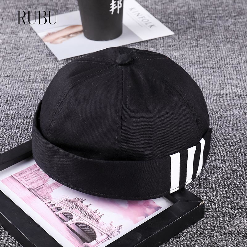 02460a7354a New hip-hop eaves curling Gupai men and women outdoor personality street  dance landlord hat