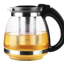 Zidingxiang бытовой чайник аксессуары 1,5 л ручной чайник стеклянный домашний чайник 304 нержавеющая сталь фильтр из нержавеющей стали
