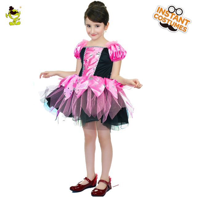 Popular little fairy Costumes Halloween Beauty Pink Masquerade Party Beauty Role Play Fancy Outfits For Cosplay  sc 1 st  AliExpress.com & Popular little fairy Costumes Halloween Beauty Pink Masquerade Party ...