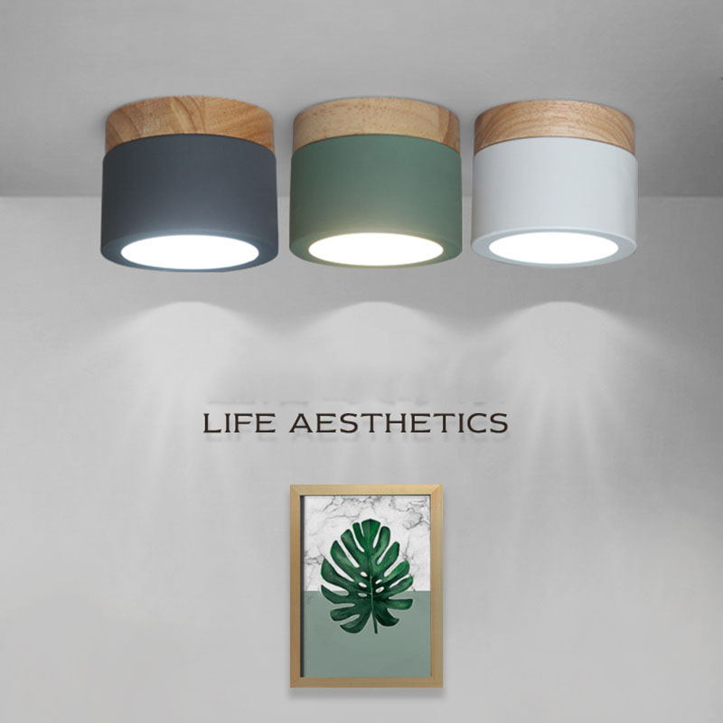 LED Ceiling light Modern Simple Ceiling Lamp for Living room Nordic Wood Ceiling Light Hallway Aisle Corridor Round Down Lamp LED Ceiling light Modern Simple Ceiling Lamp for Living room Nordic Wood Ceiling Light Hallway Aisle Corridor Round Down Lamp