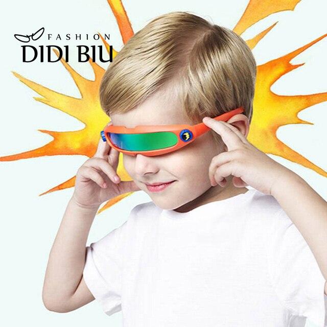 401653aa4f8 DIDI Polarized Kids Sunglasses TR90 Frame Brand Desinger Children Cool  Glasses Boy Girls conjoined Goggle Eyeglasses Enfant C459