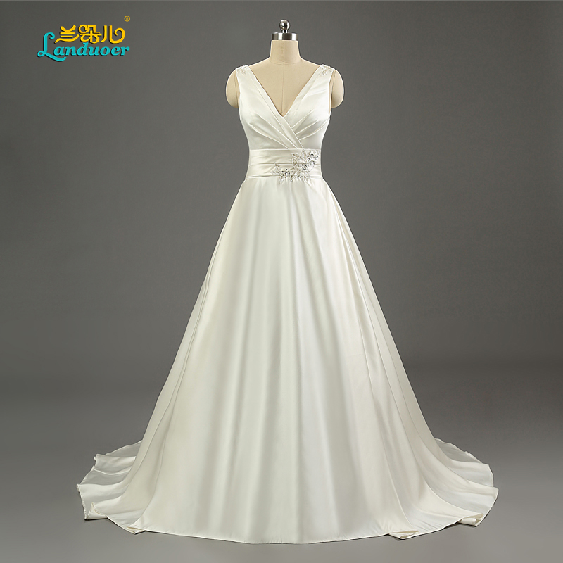 Online buy wholesale original wedding dress from china for Real simple wedding dresses
