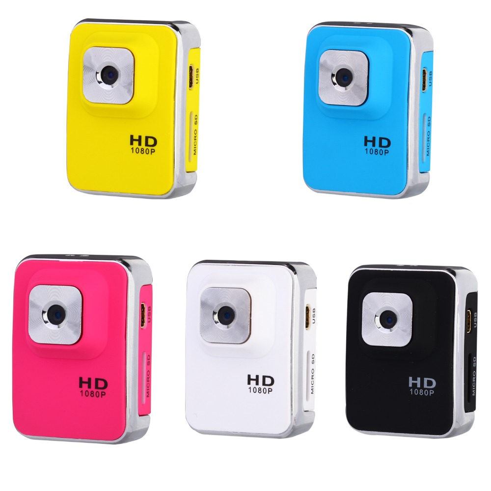 High Quality HD 1080P Mini Camera Car DVR+ Multifunction AV-out Voice Video Recorder Sma ...