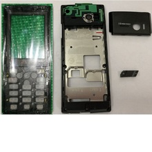 SZWESTTOP オリジナルなしすべての住宅バッテリーカバーフィリップス Xenium ため X513 CTX513 携帯電話携帯電話