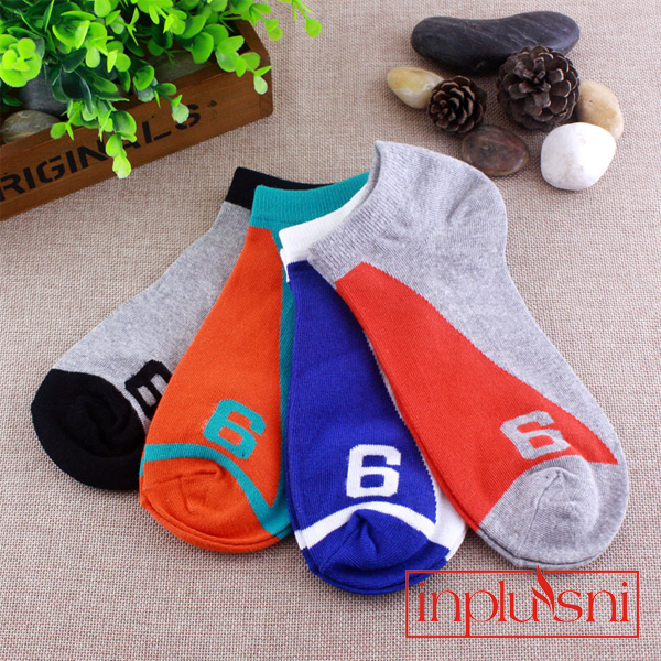 Clearance saleClearing and selling only 4 lot cotton socks men s leisure socks tide male shallow mouth socks(4pair/lot)