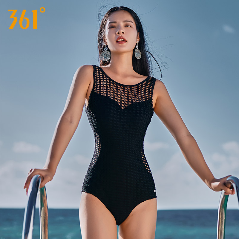 cba15b241fb06 361 Female Bathing Suit Women Swimwear Sexy Monokini One Piece Bikini Black  Backless Swimsuit for Women