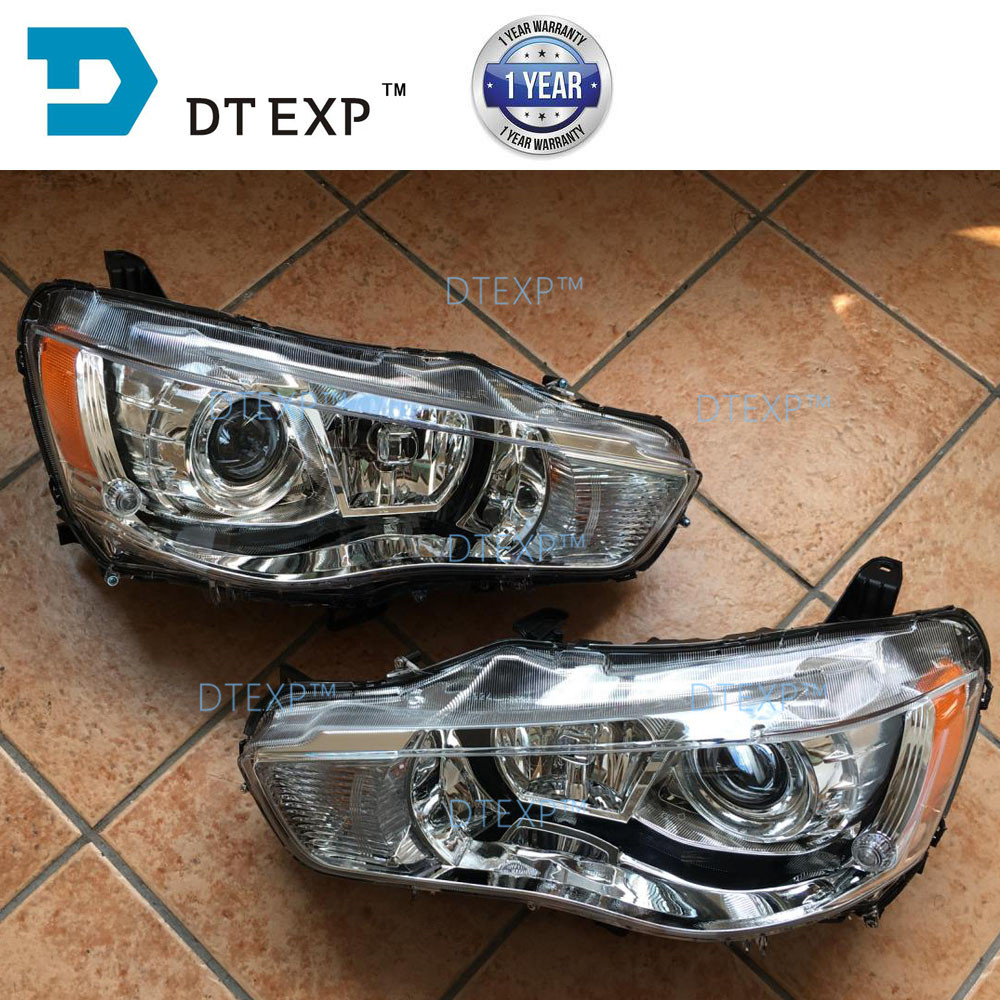 2010 2011 2012 airtrek hid headlight outlander hid head lamp without bulb no ballast all other parts available право п дручник 2010 2011