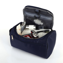 Portable Man Travel Wash Bag Canvas Cosmetic Bags Men's Bath Make Up Toiletry Bag Zipper Women Makeup Organizer Necessaries Case недорого
