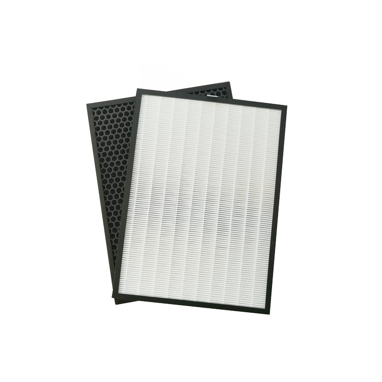 Air purifier hepa air filter for Sharp FU-A80A FU-A80A-W Air purifier parts filterAir purifier hepa air filter for Sharp FU-A80A FU-A80A-W Air purifier parts filter