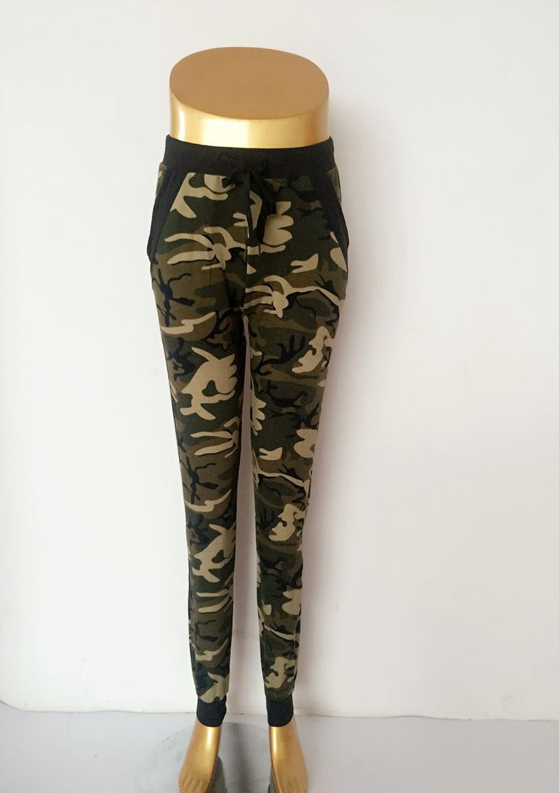 Popular Camo Jogger L From Tam  Joy39s Closet On Poshmark