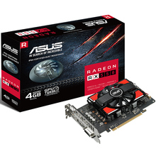 ASUS RX550 4G independent game graphics card