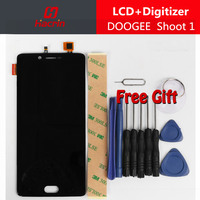 DOOGEE Shoot 1 LCD Display Touch Screen 100 New Digitizer Assembly Replacement Accessory For 1920x1080 FHD