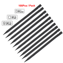 100PCS 15cm Laptop PC Cell Phone Repair Opening Tool Nylon Plastic Spudger Pry Bar Hand Tools Set