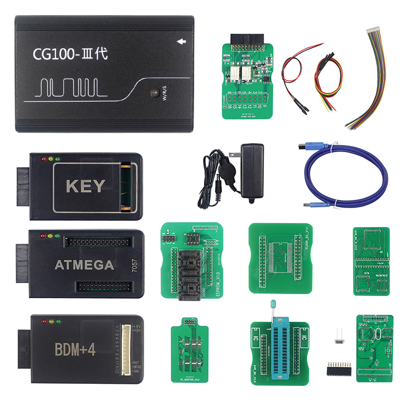 CG100 Full Function Version CG100 PROG III Airbag Restore Devices Including All Function Of Renesas SRS