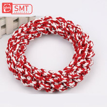 SMARTPET Dog Interaction Knot Toy Cotton Rope Large Small Pet Chewing Molar Dental Teething Bite Resistant Products