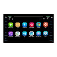 OTOJETA quad core 2GB ram+32GB Android 6.0.1 car multimedia player for toyota hilux 2016 2017 recorder car stereo gps camera