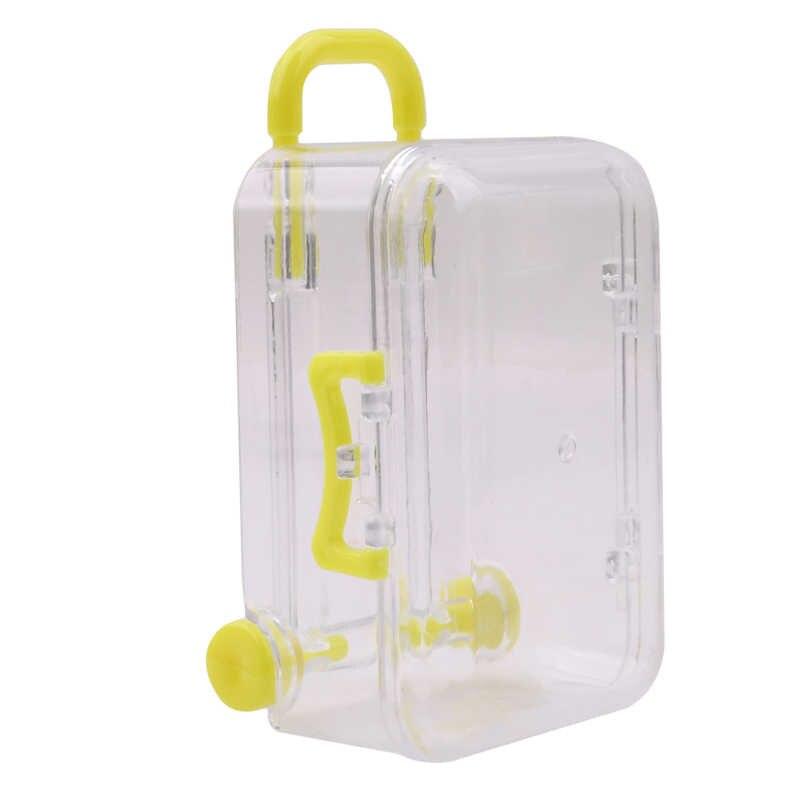 Мини прокатный Дорожный чемодан Свадебная вечеринка прием детская Леденцовая коробка FT