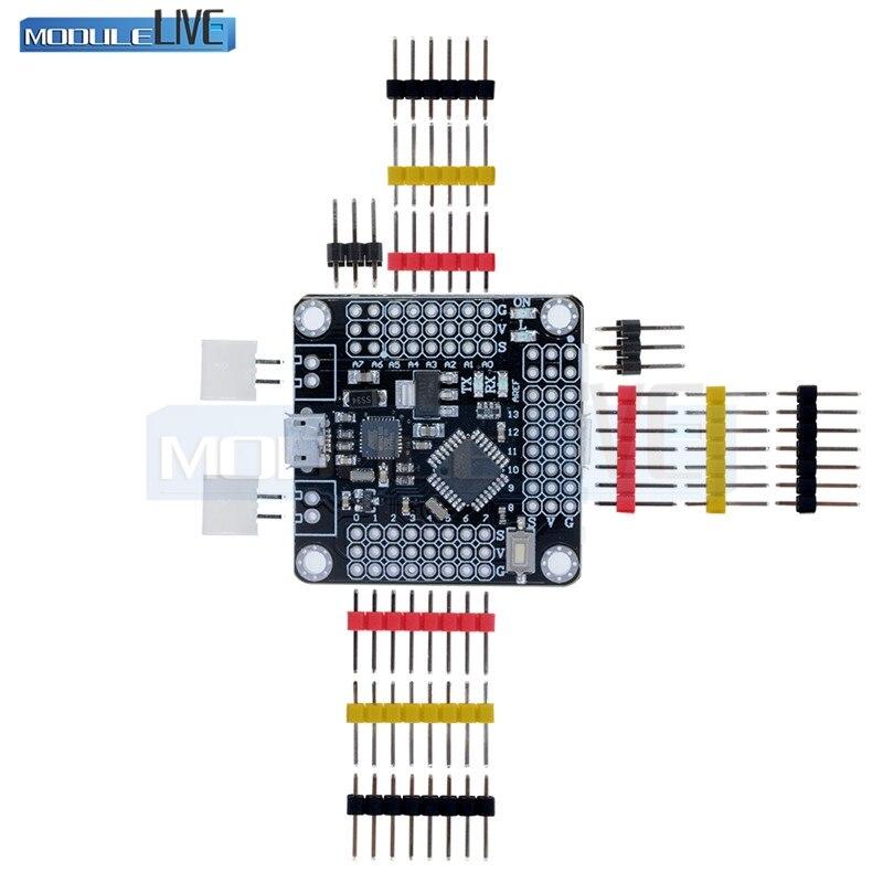 Micro USB DM Strong Mini UNO R3 Board ATmega328 ATmega16U2 w//Cable For Arduino