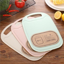 kitchen accessories Solid wood mildew proof fruit chopping block, antibacterial board, glued knife plate