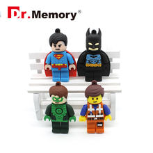 Los niños de juguete forma usb flash drive 4gb pen drive de 8gb pendrive 16gb pen drive 32gb flash usb 64GB usb stick con cadena(China)