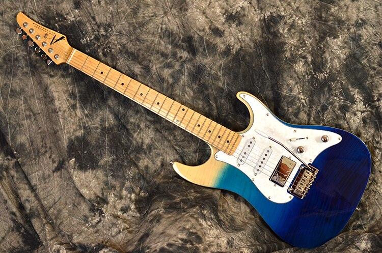 1991-Tom-Anderson-Guitar-funciona-Drop-T