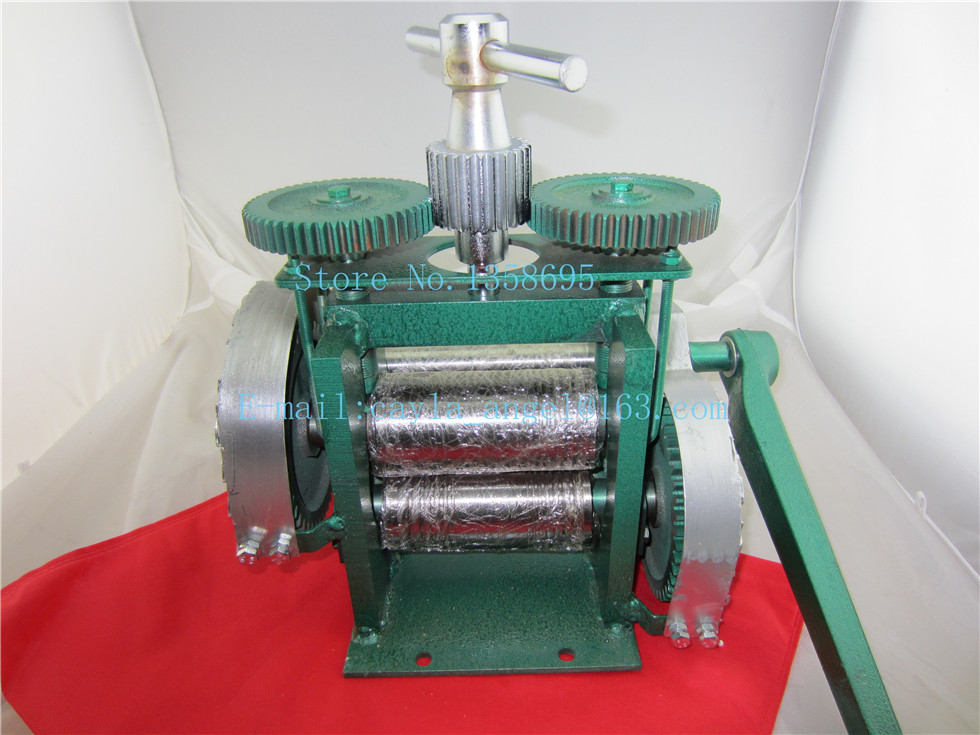 jewelry rolling mill with Maximum opening 0-5 mmjewelry rolling mill with Maximum opening 0-5 mm