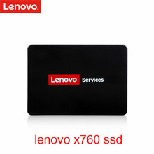Original Lenovo X760 SSD Internal Solid State Disk 2.5 inch 120GB 128GB 240GB 256GB 512GB Hard Drive SATA3 for Laptop Desktop