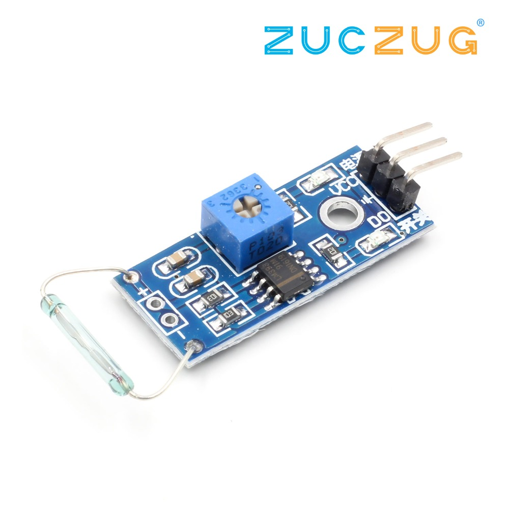 Reed Sensor Module Magnetron Module Reed Switch MagSwitch