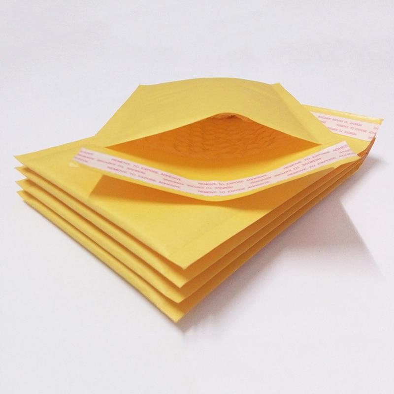 10 шт. / лот пузырь конверты
