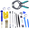 20 in1 Multi-purpose combination tool  phone repair kit forceps screwdriver iPhone pry tool maintenance apart samsung