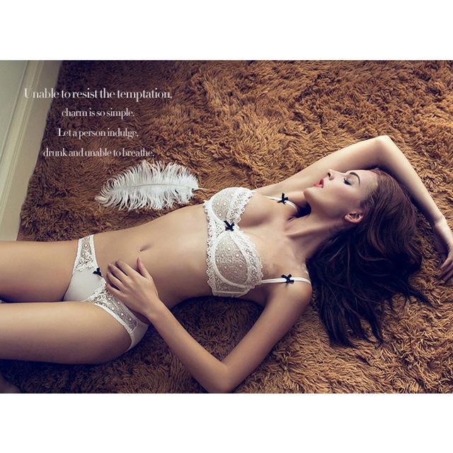 Sexy Lace Bra Set Brand Victoria Underwear