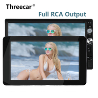 1024x600 9 inch Ultra Thin TFT Color LCD Headrest DVD Monitors HD video input Radio AV Monitor for car audio Android DVD Player