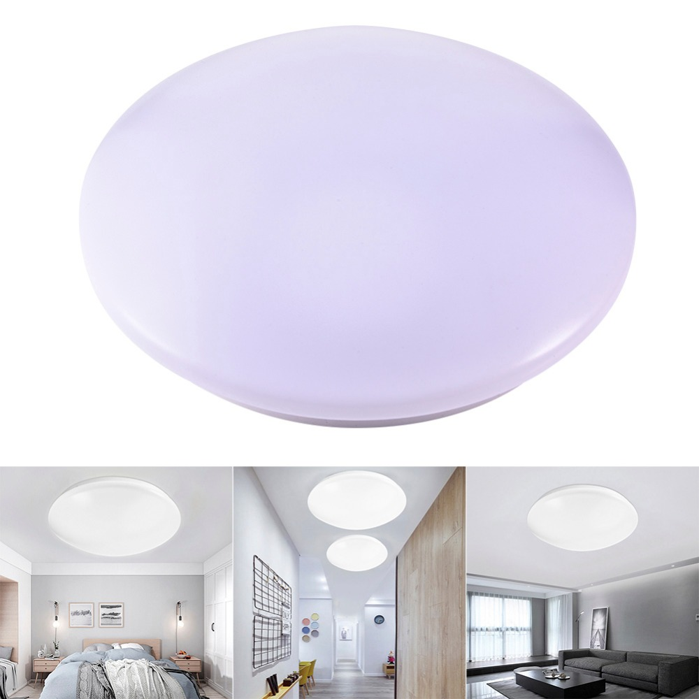 LEDCeiling Ligh downlight Panel lamp WIFI Smart control RGB Dimmable 48W APP Remote for Bed Room Living Room in LED Downlights from Lights Lighting