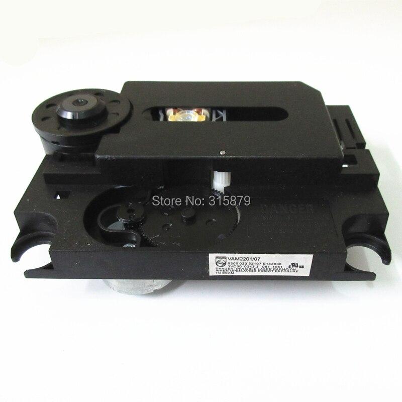 Oryginalny VAM2201 / 07 do Philips Optyczny laserowy czytnik CD z - Przenośne audio i wideo - Zdjęcie 2