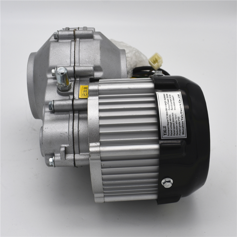 Electric tricycle fittings dc brushless differential motor for Brushless dc motor cost