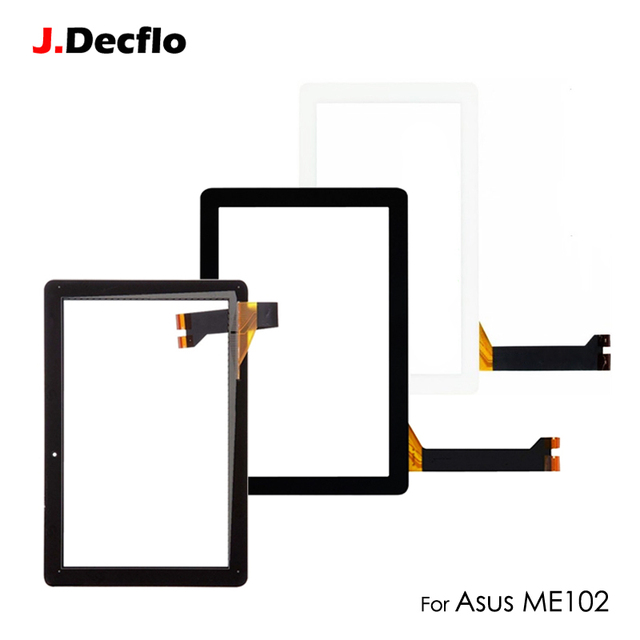 Touch Panel For Asus MeMO Pad 10 ME102 ME102A K00F 10.1'' Touch Screen Digitizer Glass Lens Repair Parts Original Black White