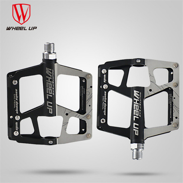 Wheel Up New Cycling Pedals Fixed Gear Bmx Bicycle Pedals Outdoor