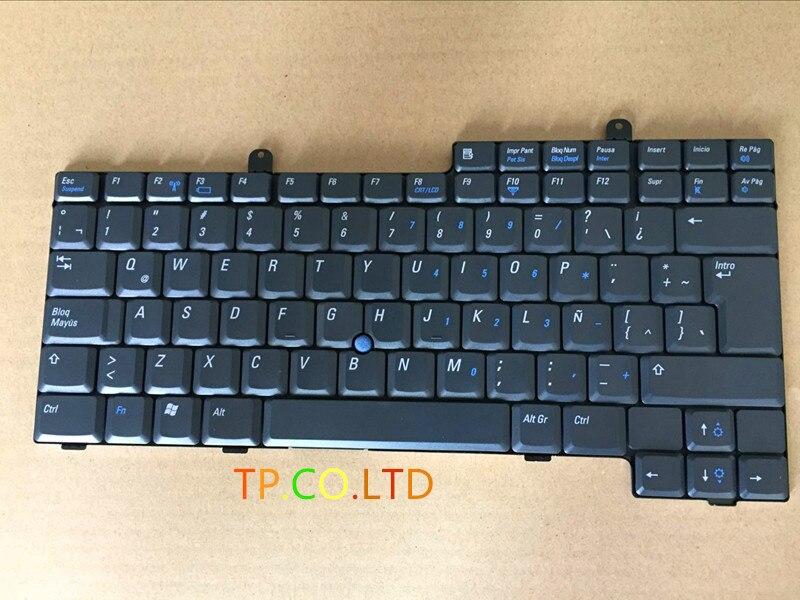 Laptop LA Layout Keyboard For Dell Latitude D610 D810 M70 6000 D510 D505 D600 D500