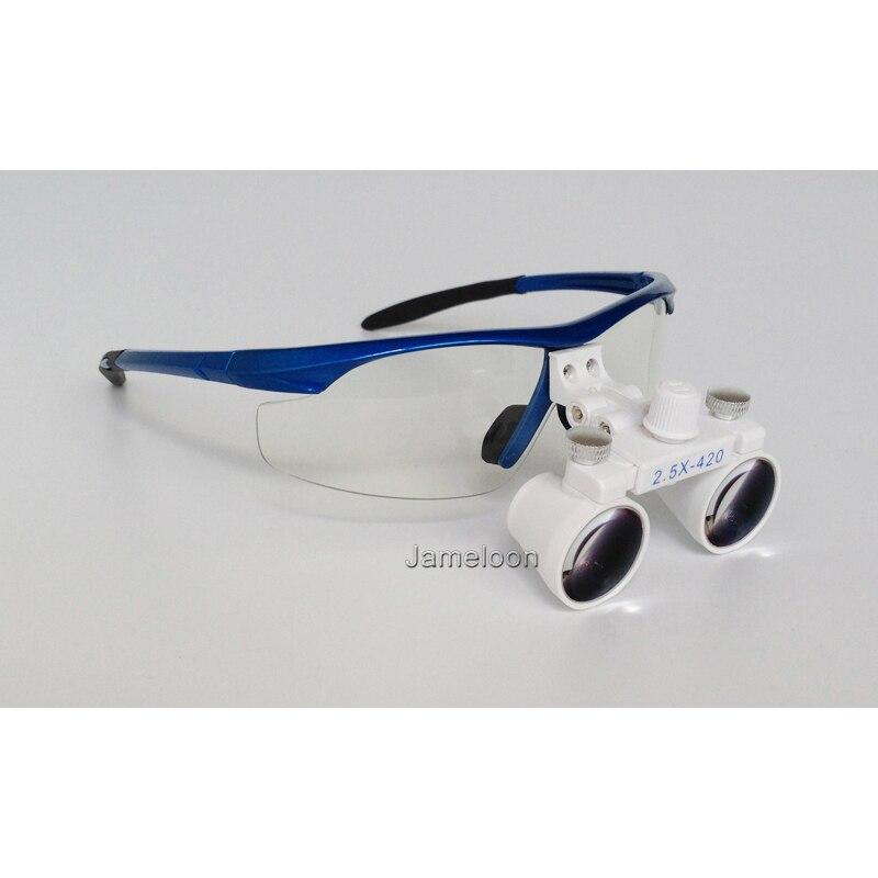 2.5X magnificar lupa dental equipo médico lupas antiniebla lentes - Instrumentos de medición - foto 5