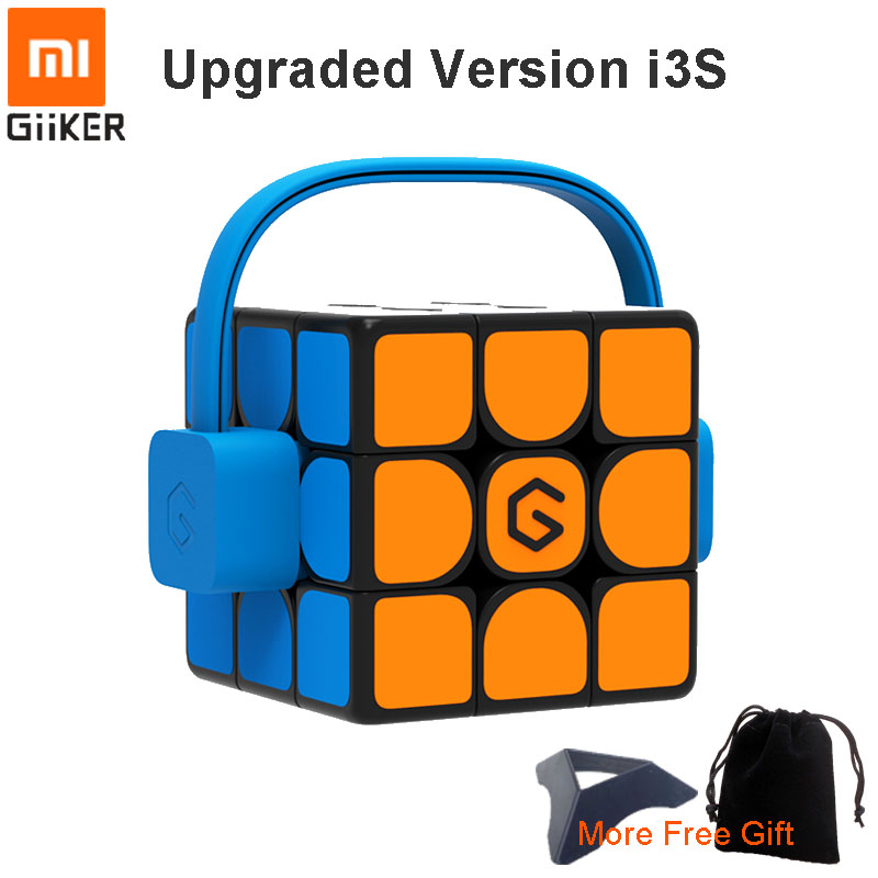 Xiaomi Giiker Super Smart Cube i3S Upgraded Bluetooth Connection App Synchronization Sensing Identification Intellectual Toy