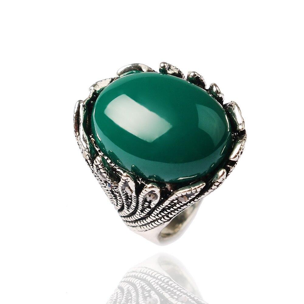 Bohemian moonstone cat eye rings opal ring for women for Cat s eye moonstone jewelry