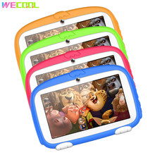 WeCool K7 Kids Tablet PC 7 Inch Android Tablet 5.1 Quad Core 8GB 1024x600 Screen Children Education Games BabyPAD Birthday Gift(Hong Kong,China)