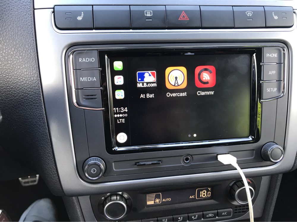produs carplay desai rcd330 plus 6 5 mib radio cd. Black Bedroom Furniture Sets. Home Design Ideas
