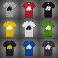 Новинка футболки хлопок мужчины О-Образным Вырезом Фараон футболки