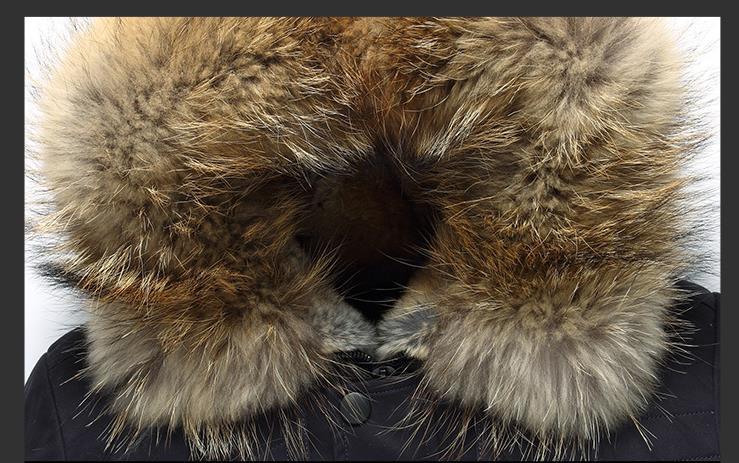HTB1FWB7jZnI8KJjSspeq6AwIpXaF Batmo 2019 new arrival winter high quality warm rabbit fur liner hooded jacket men,raccoon fur collar winter warm coat men