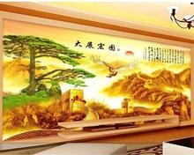 Обои на заказ wellyu обои пейзаж мирового класса фотообои с
